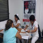 En el Hospital Raúl Orejuela Bueno promueven la prevención del SIDA