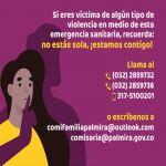 Conoce la ruta de atención para casos de violencia y agresión