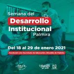Convocan a docentes y directivos a la Semana de Desarrollo Institucional