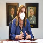 Gobernadora del Valle ratificó balance positivo tras manifestaciones del 20-J