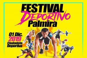 Este domingo habrá Festival Deportivo en la ciudadela
