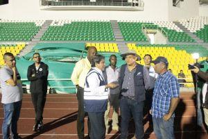Estadio Francisco Rivera Escobar estará listo para albergar encuentros de altura