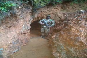 La minería ilegal no para en medio de la pandemia en el Parque Nacional Natural Farallones de Cali