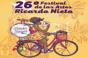 Estos artistas participarán en el Festival de las Artes Ricardo Nieto