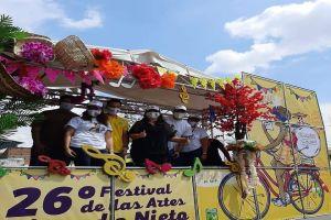 Festival de las Artes Ricardo Nieto cerró con balance positivo