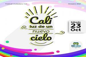 Festival Ciudadano 100En1Día Cali reunirá a más de 1000 voluntarios